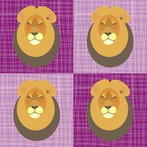 Lion Burple