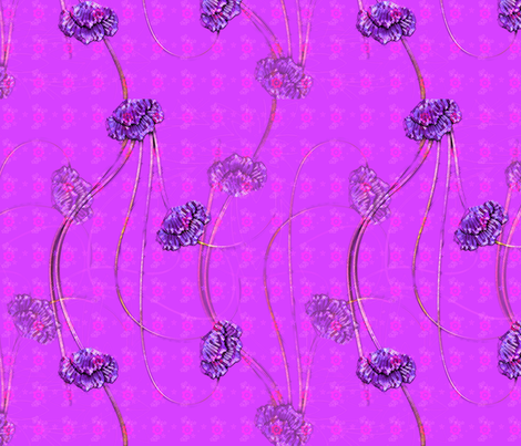 FEBRUARY_SPRING_SERIES_SPOONFLOWER fabric by cutelilbutterfly on Spoonflower - custom fabric