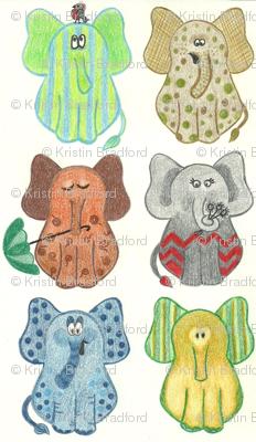 Ears of Elephants