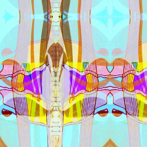 """Take Flight"" fabric by elizabethvitale on Spoonflower - custom fabric"