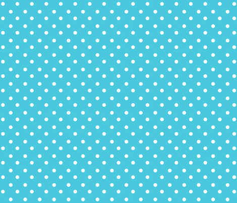 jb_sasparilla_dots_turq fabric by juneblossom on Spoonflower - custom fabric