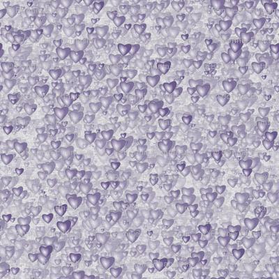 Sea Of Hearts - Full - Lavender