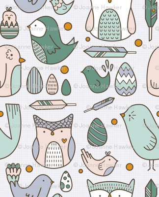 Simple Birds