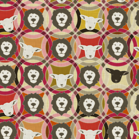 rorbaa fabric by scrummy on Spoonflower - custom fabric