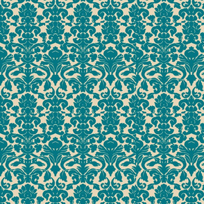 Colonial_Blue_Damask