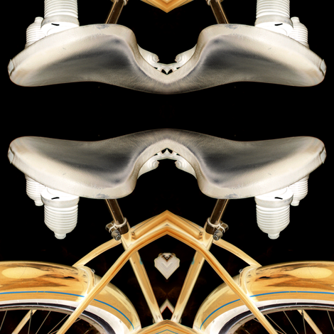 snow_bike_016_inverted fabric by heatherpeterman on Spoonflower - custom fabric
