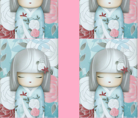 4623_4462_coque-iphone-4g-ako--kimmidol_tour_rose fabric by tominet on Spoonflower - custom fabric