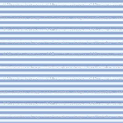 pinstripes cornflower blue