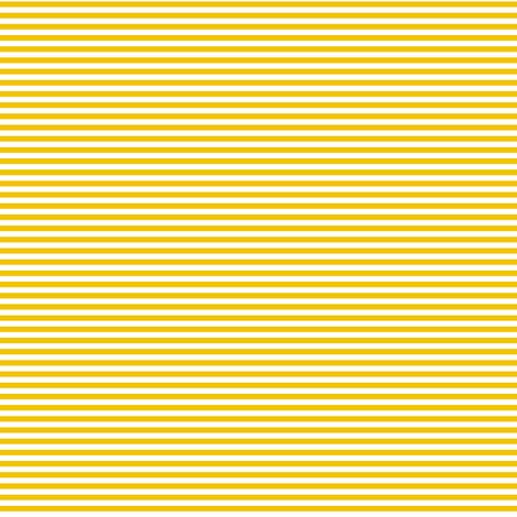 pinstripes mustard yellow fabric by misstiina on Spoonflower - custom fabric