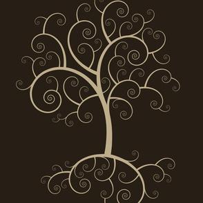 Spiral Tree Large
