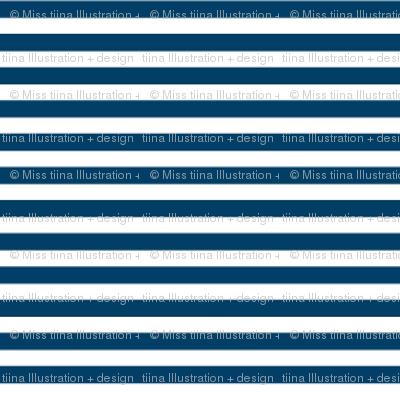 pinstripes navy blue