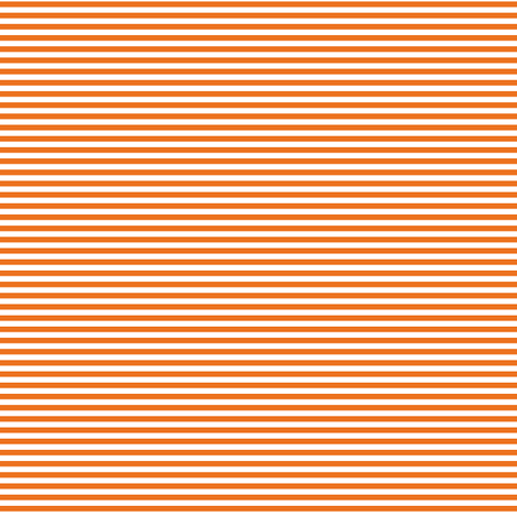pinstripes orange fabric by misstiina on Spoonflower - custom fabric