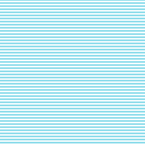 pinstripes sky blue fabric by misstiina on Spoonflower - custom fabric