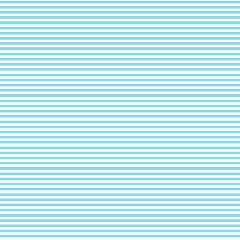 pinstripes sky blue fabric by misstiina on Spoonflower - custom fabric