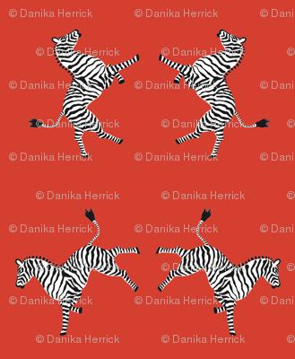 zebra_hi5_red