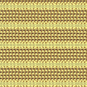Swirly Birds (Yellow)