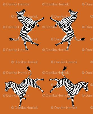 zebra_hi5_orange