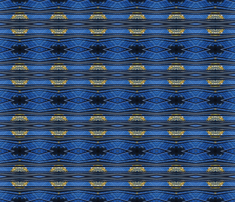Gold Eye Large fabric by mikep on Spoonflower - custom fabric