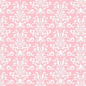 damask light pink