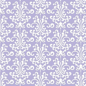 damask light purple