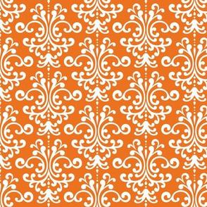 damask orange
