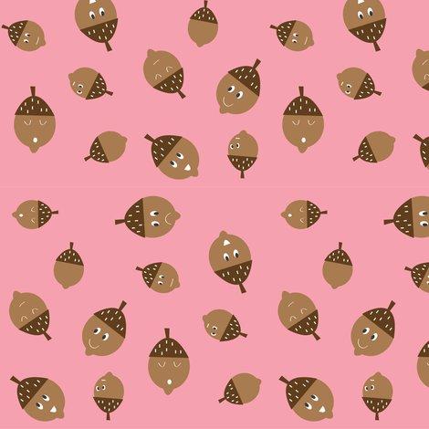 Rrrrspoonflower_pink_acorns_shop_preview