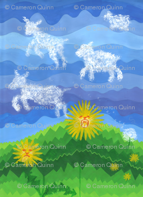 Dandy Lions and Lambs