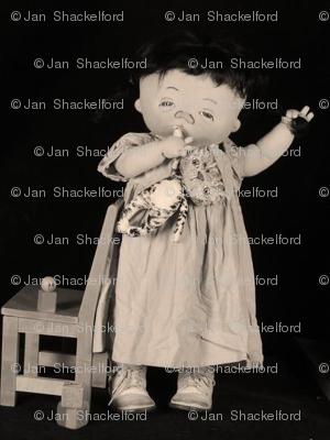 Jan Shackelford Suong Baby