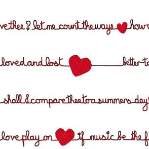 Love Poems Valentine