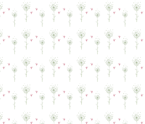 Afternoon Tea fabric by pixidance on Spoonflower - custom fabric
