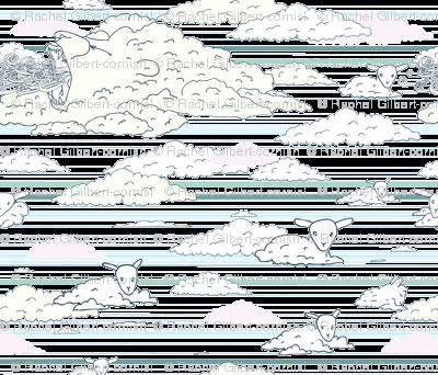 lion-lamb clouds