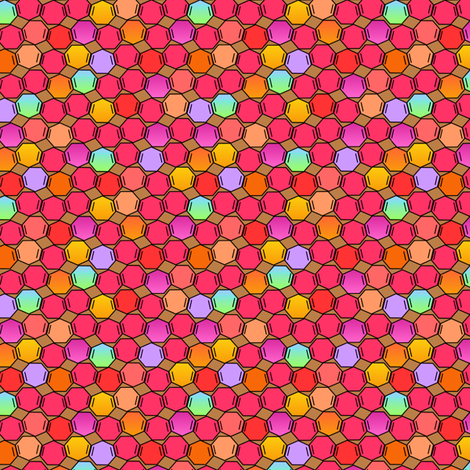 Shimmer fabric by glimmericks on Spoonflower - custom fabric