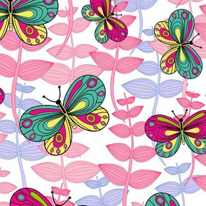 My butterflies.
