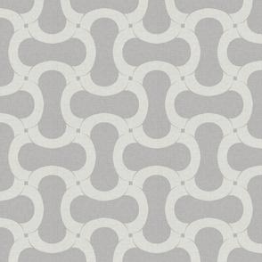 chain loops linen