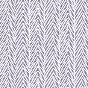 chevron love purple