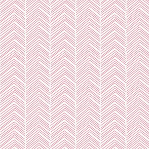 chevron love pretty pink