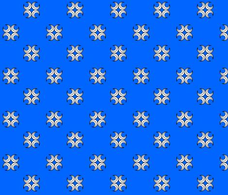 Caidan Cross fabric by snobahr on Spoonflower - custom fabric