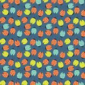 ladybird spots