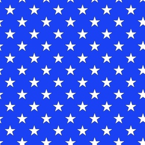 Star Spangled Blue