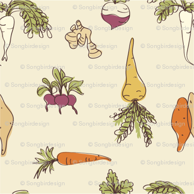root-veggies