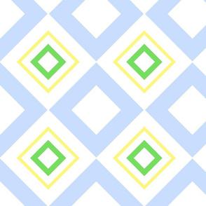 Hide and Seek / quilt block