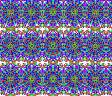 purple wheels fabric by jellybeanquilter on Spoonflower - custom fabric