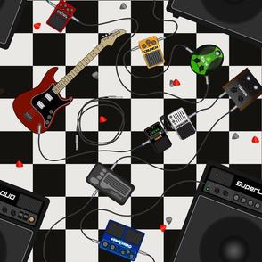 Garage Band Checker