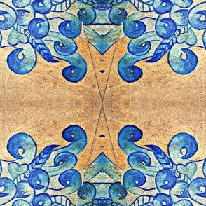 Deep Blue Sea - Vintage effect