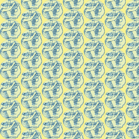 Amusing Calico fabric by amyvail on Spoonflower - custom fabric