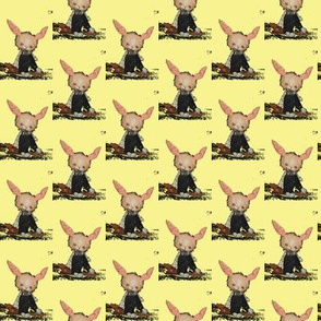 Yellow Bunny McAvoy