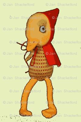 Duckling. By Jan Shackelford