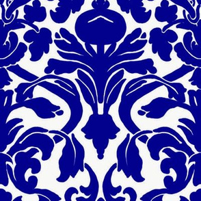 Damask_Cobalt_Blue