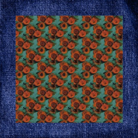 Rsunflowers_on_denim_quilt_block_shop_preview