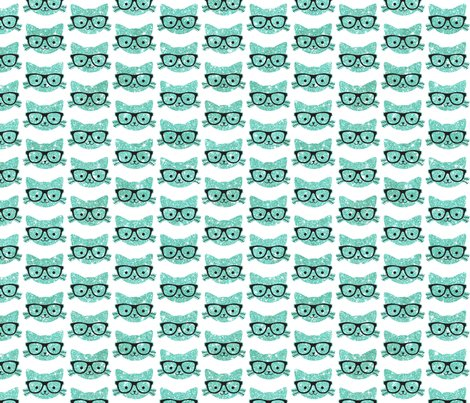 Rglitter_cats-turquoise_shop_preview